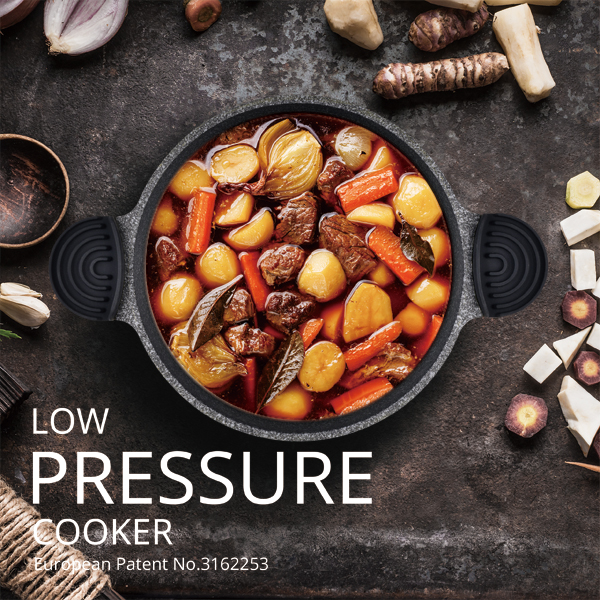 LOW PRESSURE COOKER